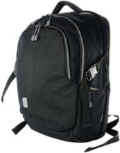 """Backpack Eco Laptop Bag 15.6"""" Black"""