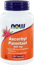 Now Foods, Ascorbylpalmitat 500 mg, 100 vegetarische Kapseln