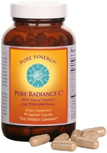 The Synergy Company, Pure Radiance C, 90 vegetarische Kapseln