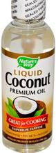 Nature's Way, flüssige Kokosöl Premium, 10 ml (296 ml)