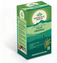 Organic India, Tulsi Heiliges Basilikum-Tee, koffeinfrei, Original, 25 Infusion Taschen, 1,14 (32,4 g Unzen)