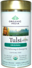 Organic India, Tulsi Tee, Lose Blatt Blend, Originale, Koffeinfreie, 3,5 oz (100 g)