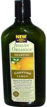 Avalon Organics, Shampoo Lemon (325 ml)