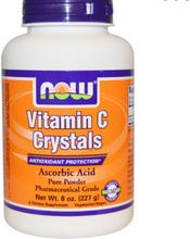 Now Foods, Vitamin C-Kristallen, 8 Unzen (227 g)