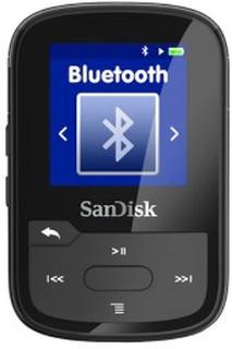 Sandisk Clip Sport Plus MP3-spelare