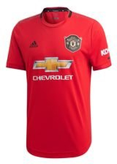 Manchester United Hjemmedrakt 2019/20 Authentic