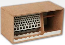 Hobbyzone Module OM07b Brush/Tools Plass til pensler og verktøy - 30 cm