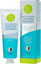 Multifunctional Whitening Toothpaste Coconut Mint - 75 ml