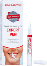SIMPLESMILE Teeth Whitening X4 Expert Pen - 2 ml