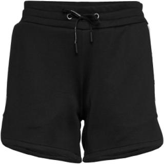W Tech Club Shorts Shorts Flowy Shorts/Casual Shorts Svart Peak Performance