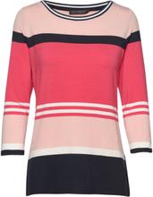 Shirt Short 3/4 Sleeve T-shirts & Tops Long-sleeved Rød Betty Barclay