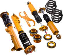Maxpeedingrods Shock Absorbers Front and Rear Coilover Suspension Kit compatible for BMW 3-Series E36 1990-1999