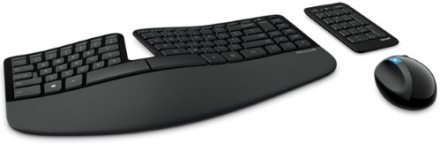 Microsoft Microsoft® Sculpt Ergonomic Desktop, Nordic