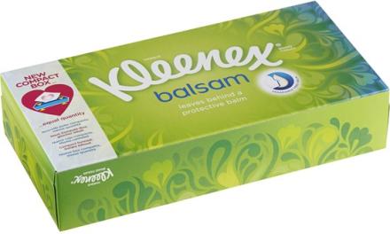 Kleenex Balsam Box 80 st