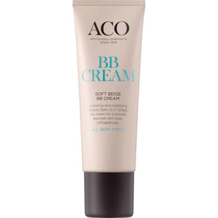 ACO Face Soft Beige BB Cream 50ml