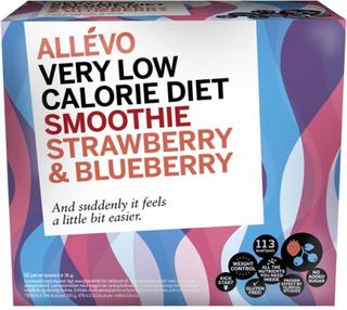 Allévo Smoothiestrawberry & Blueberry 20 st