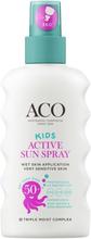 ACO Kids Active Sun Spray SPF50+, 175ml