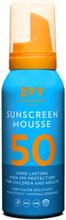 EVY Solskyddsmousse SPF50, 100 ml