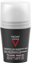 Vichy Homme Antiperspirant 48H Oparfymerad