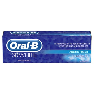 Oral-B 3D White Arctic Fresh 75 ml
