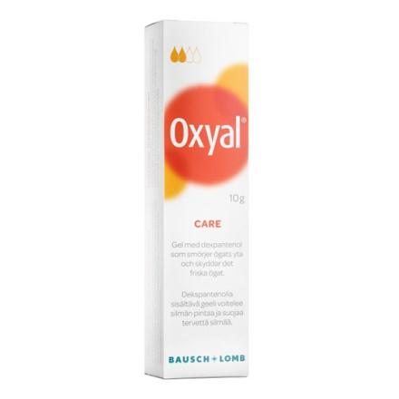 Bausch & Lomb Oxyal Care Gel 10 g