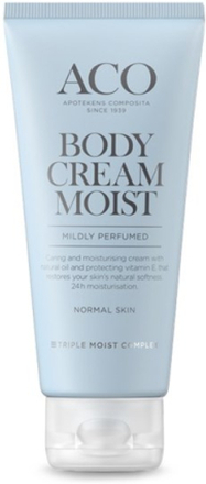 ACO Body Cream Moist Parfymerad 100ml