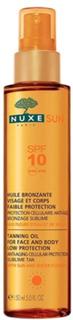 Nuxe NUXE Tanning Oil Face & Body SPF 30 150 ml