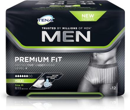 Tena Men Premium Fit Medium 12 st
