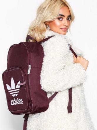 Ryggsekker - Maroon Adidas Originals Bp Clas Trefoil