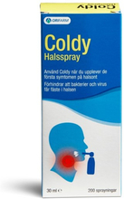 Coldy Halsspray 30 ml