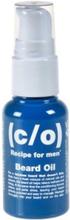 c/o Recipe for men Beard Oil 30 ml