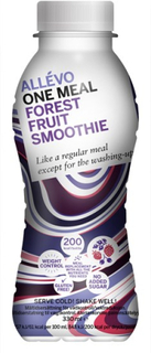 Allévo One Meal Forest Fruit Smoothie 330 ml