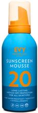 EVY Solskyddsmousse SPF20, 150ml
