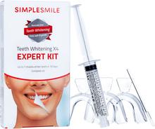SIMPLESMILE Teeth Whitening X4 Expert Kit Expert Kit - 10 ml