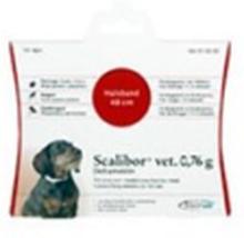 Scalibor vet., halsband 0,76 g Intervet AB 48 cm (små och medelstora hundar)