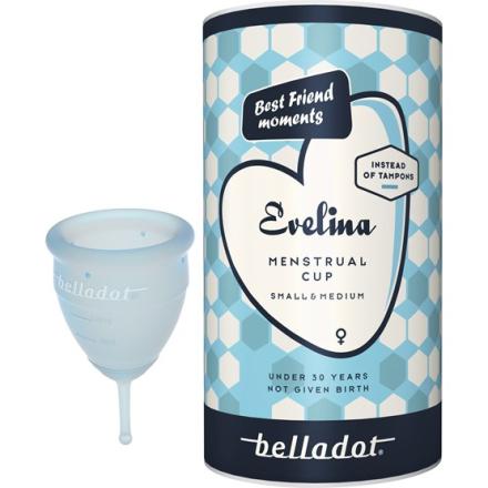 Belladot Evelina Menskopp storlek Small & Medium