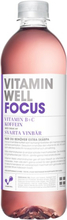 Vitamin Well Focus Svarta vinbär 50 cl