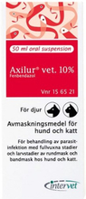 Axilur vet., oral suspension 10 % 50 ml