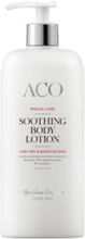 ACO Special Care Soothing Body Lotion Oparfymerad 400ml