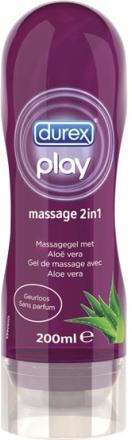 Durex Play Massage 2in1 Aloe Vera