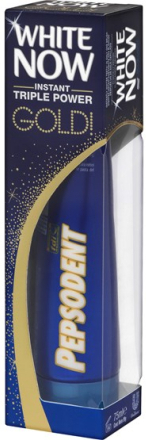 Pepsodent White Now Gold 75 ml
