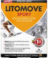 Litomove Sport 30 tabletter