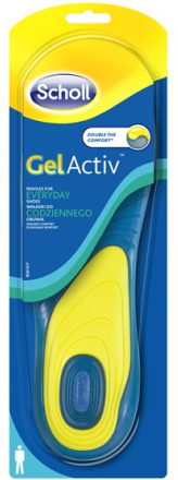 Scholl Gel Activ Everyday Men 1-pack