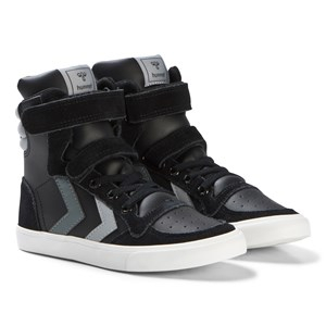 Hummel Slimmer Stadil Jr Shoes Black 30 EU - Babyshop