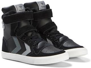 Hummel Slimmer Stadil Jr Shoes Black 31 EU