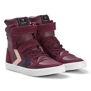 Hummel Slimmer Stadil Jr Shoes Crushed Violets 36 EU - Babyshop