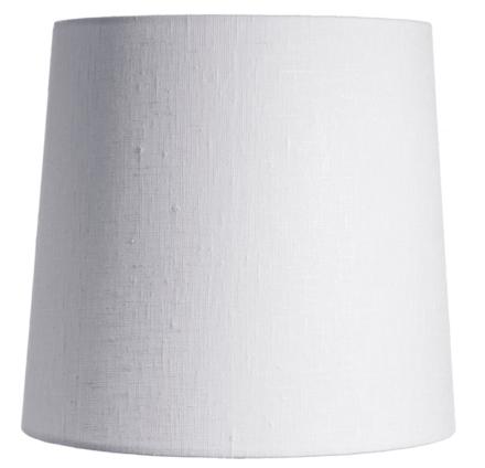 Lampunvarjostin Bengt & Lotta suuri ovaali, valkoinen