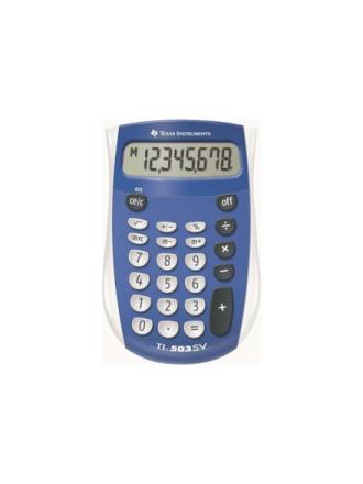 TI-503 SV - lommeregner