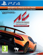 Assetto Corsa Ultimate Edition - Sony PlayStation 4 - Racing