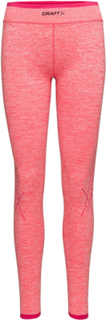 Craft Ac Pants W Smoothie Running/training Tights Rosa Craft